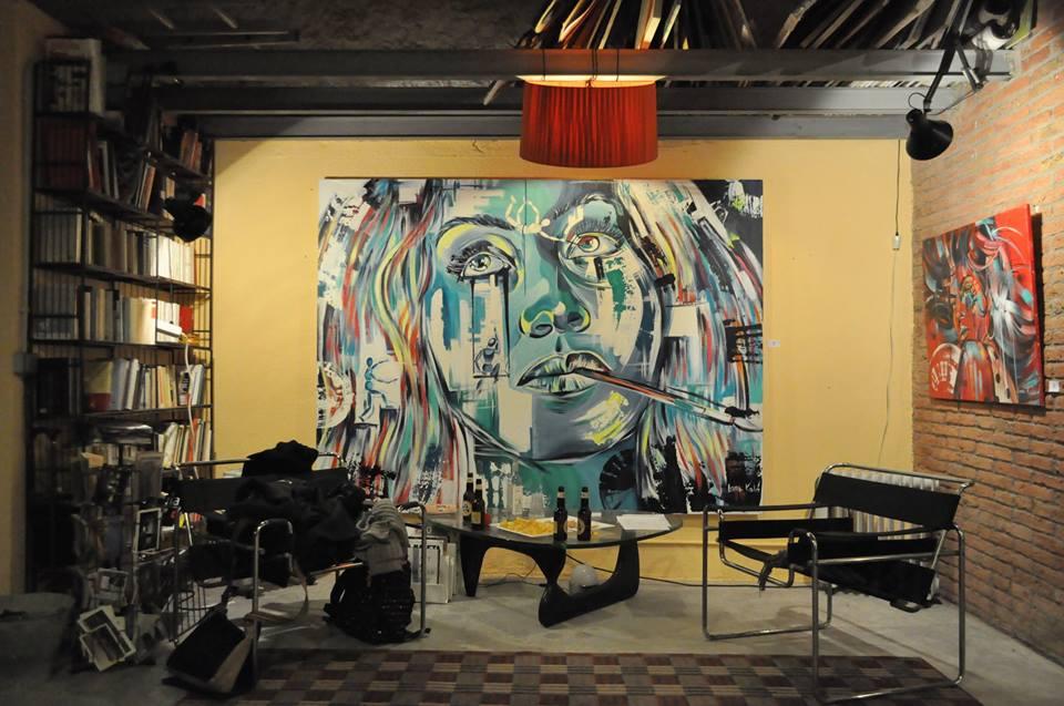 Las galerías de Poblenou abren sus puertas