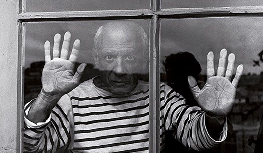La exposición que recoge la obra del Picasso fotógrafo