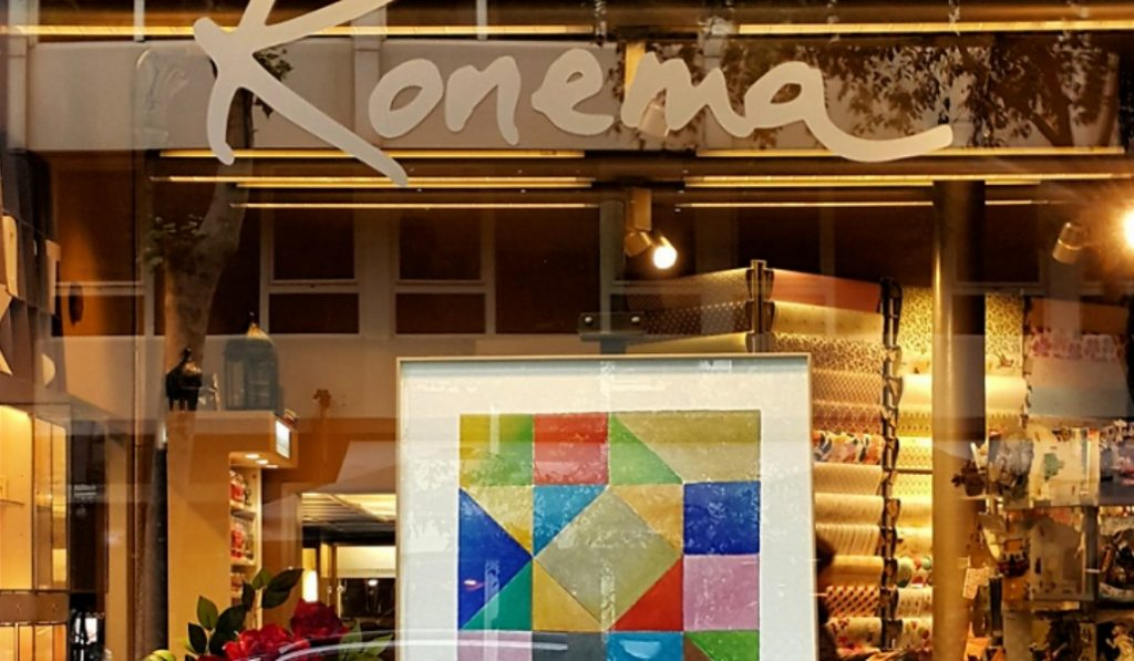 Konema, la mítica papelería de la Rambla, dice adiós