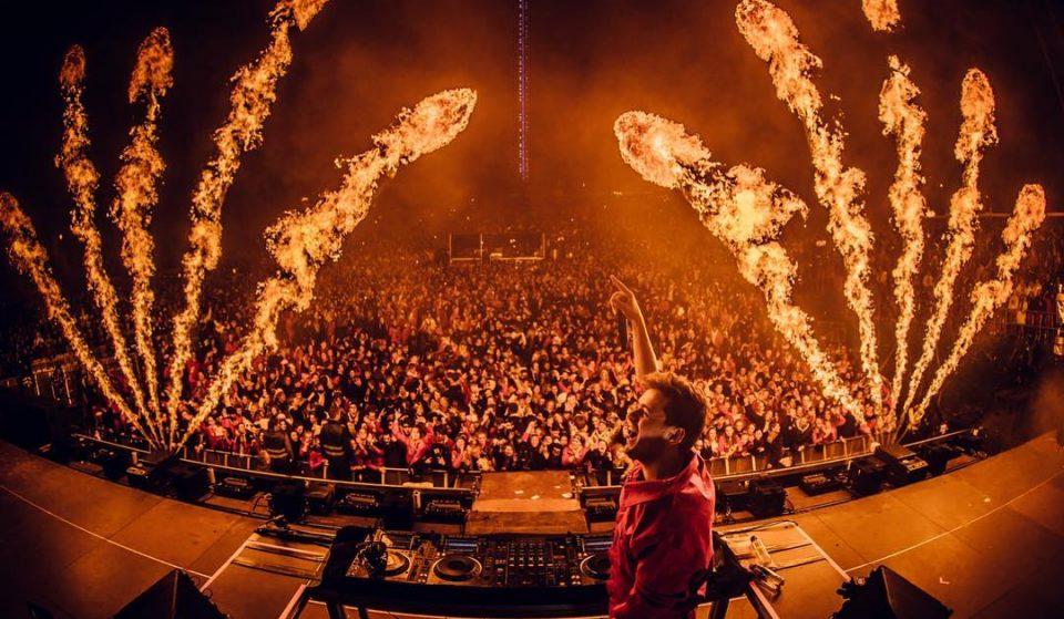 El mejor DJ del mundo estará pinchando este viernes en Opium