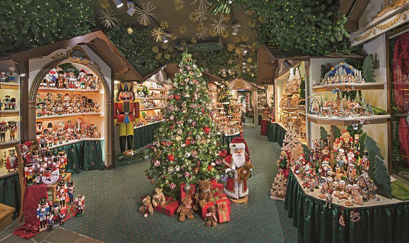La mayor tienda navideña del mundo tiene sede en Barcelona