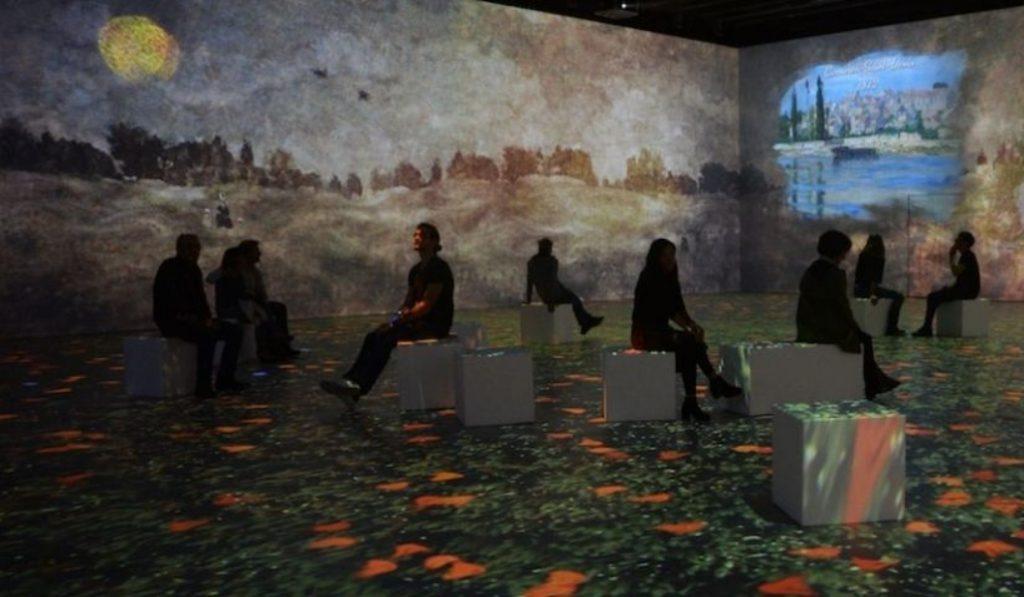 La exposición de Monet más sobrecogedora que hayas visto está en Barcelona
