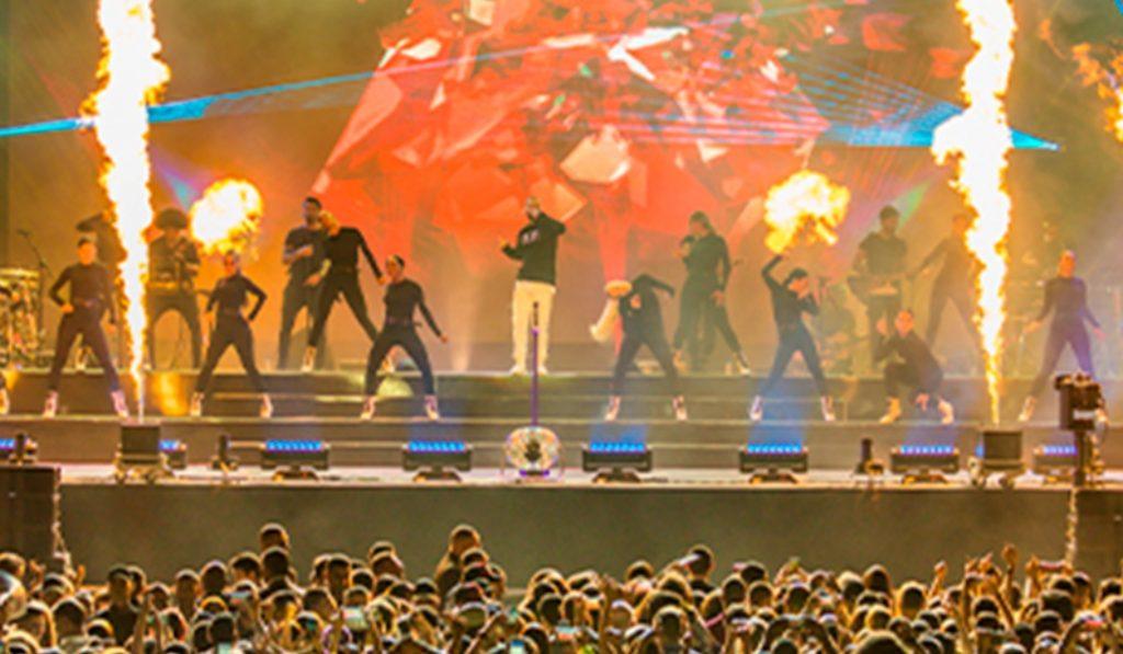 Maluma anuncia concierto en Barcelona