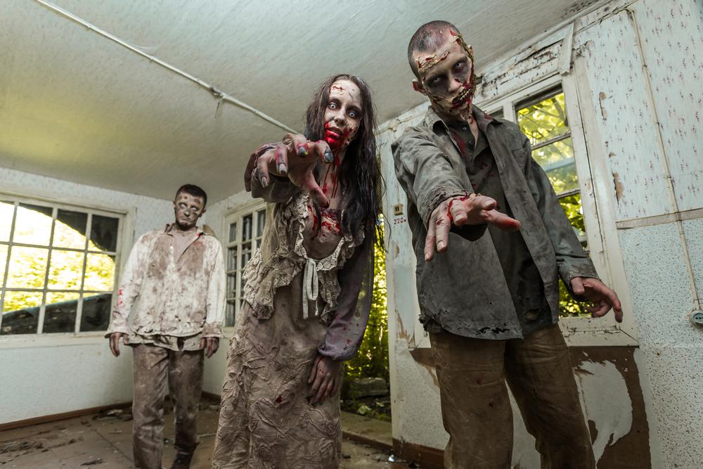 El apocalipsis zombie toma Barcelona