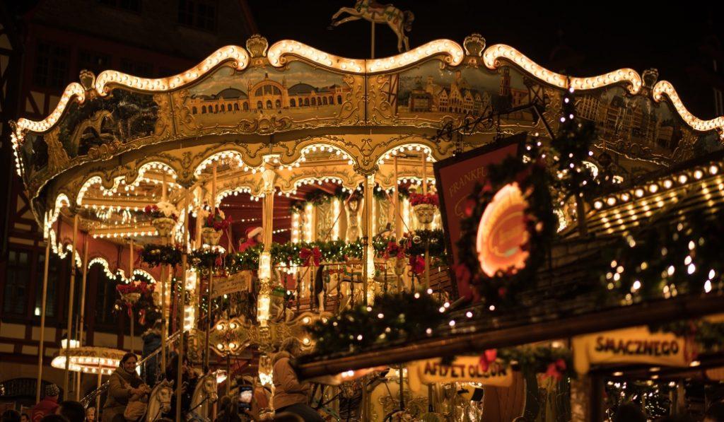 ¿Aún no has visitado la nueva feria navideña del Port de Barcelona?
