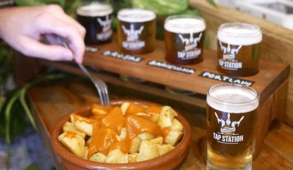 Cervezas y tapas: marida tu noche en Nogal con esta cata