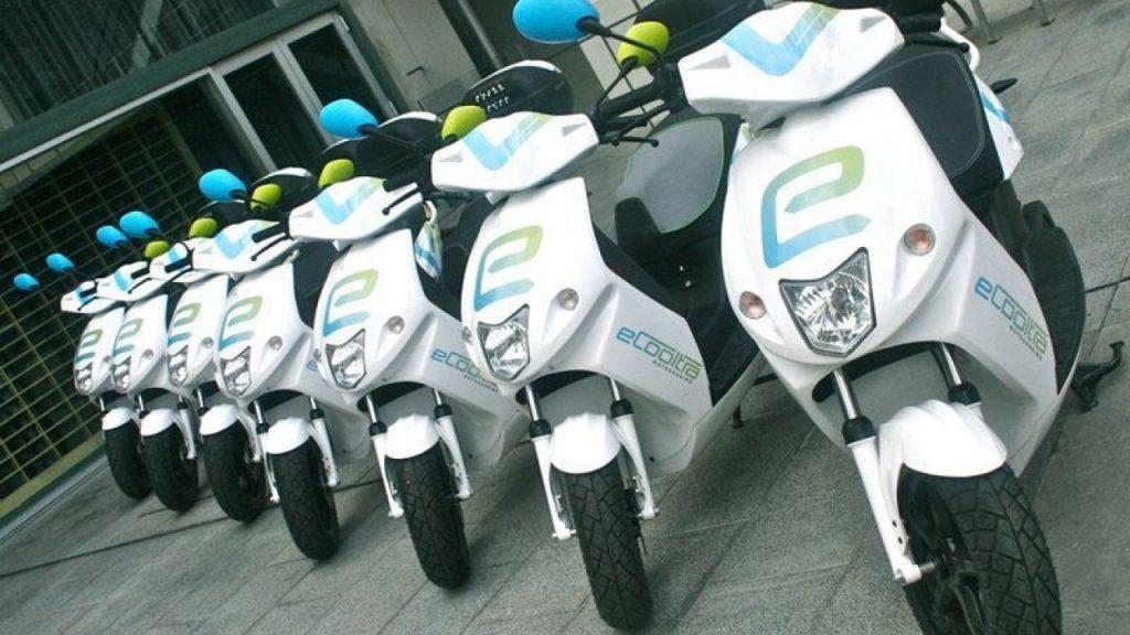 Los usuarios de motos de alquiler podrán perder la licencia