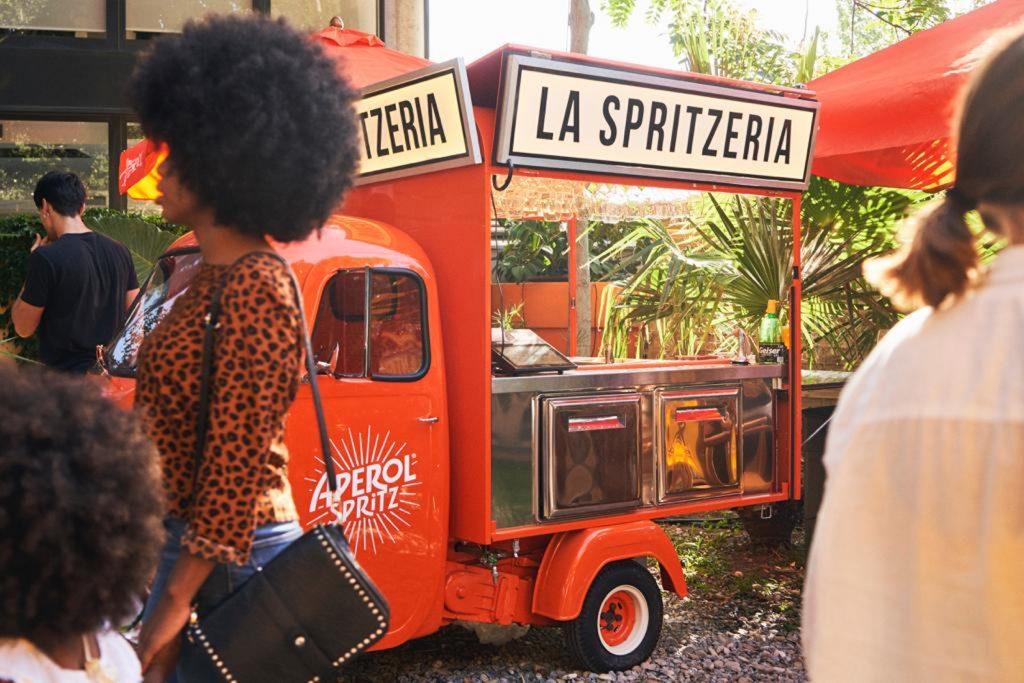 La Spritzeria de Aperol Spritz te trae un tardeo basado en los mejores sabores de Italia