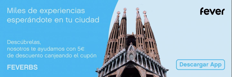 Barcelona Secreta: cupón de descuento FEVERBS