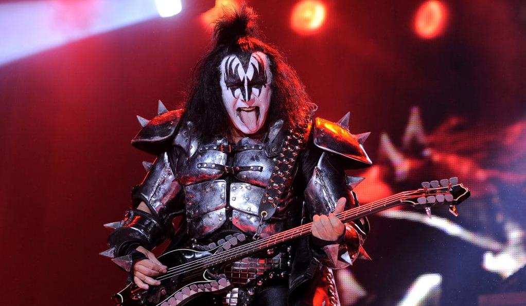 Kiss se despide de la música en Barcelona