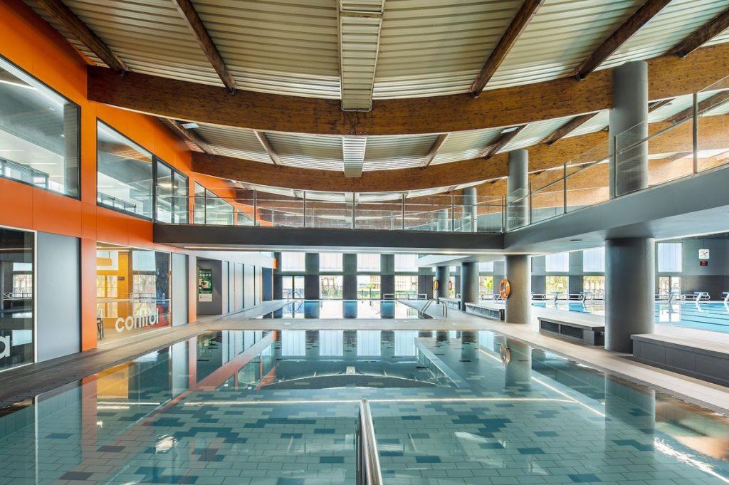 La piscina de Can Millars de Cornellà, premiada por Fira de Barcelona