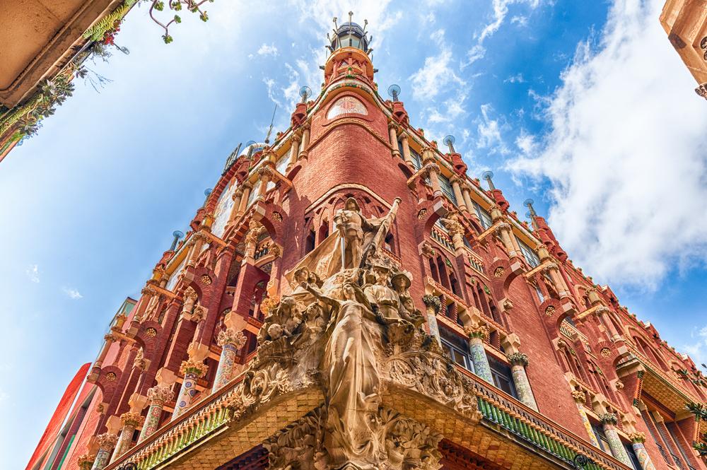 Visita el Palau de la Música por solo un euro