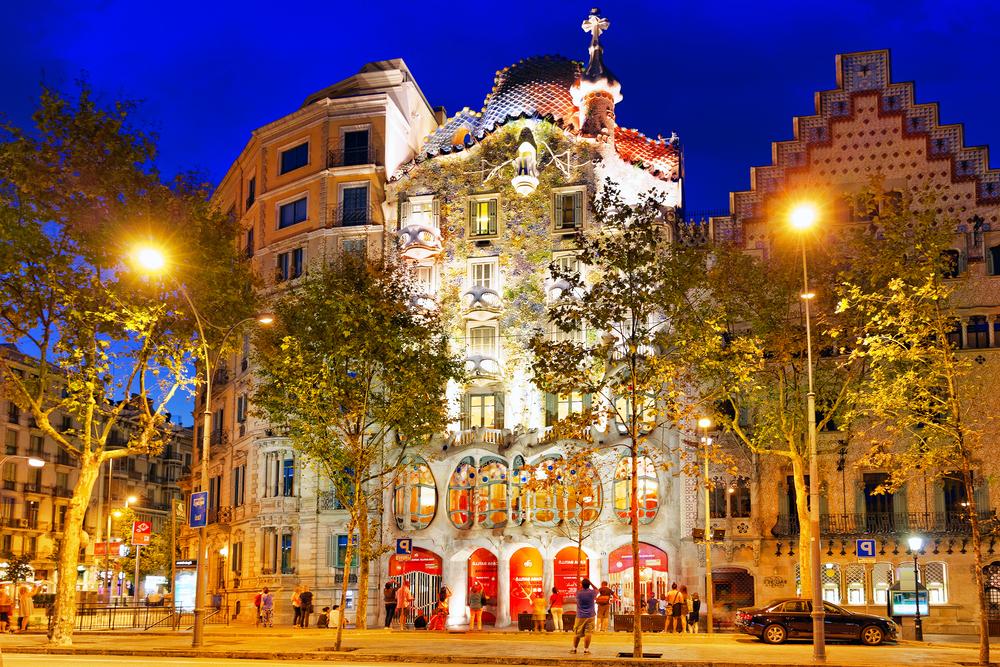 Entradas gratuitas para visitar la Casa Batlló de noche