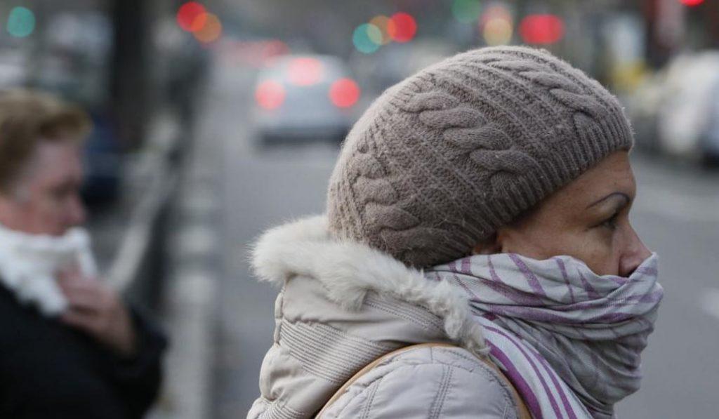 El frío vuelve a Barcelona
