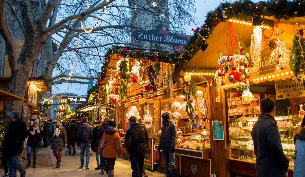 Estas son las mejores ferias y mercados navideños de Barcelona