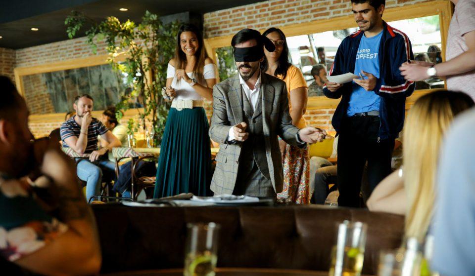 Frangelico trae a Barcelona un menú acompañado de una experiencia de mentalismo