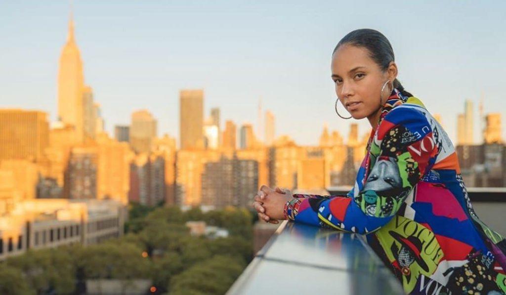Alicia Keys vuelve a Barcelona después de 10 años