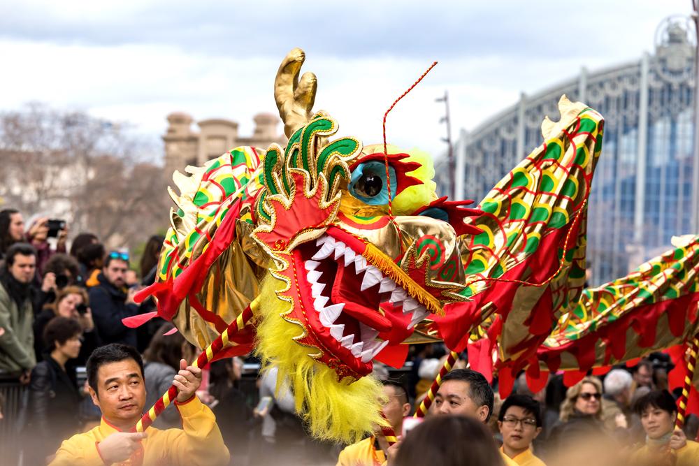¡Feliz 4718! Así se celebra el Año Nuevo Chino en Barcelona
