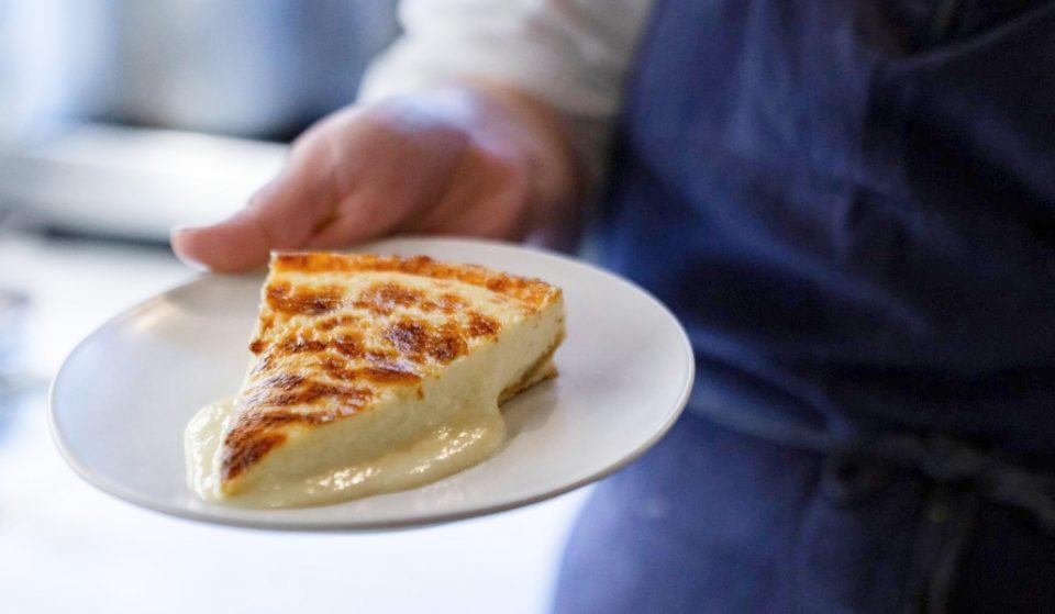 Las mejores tartas de queso de Barcelona