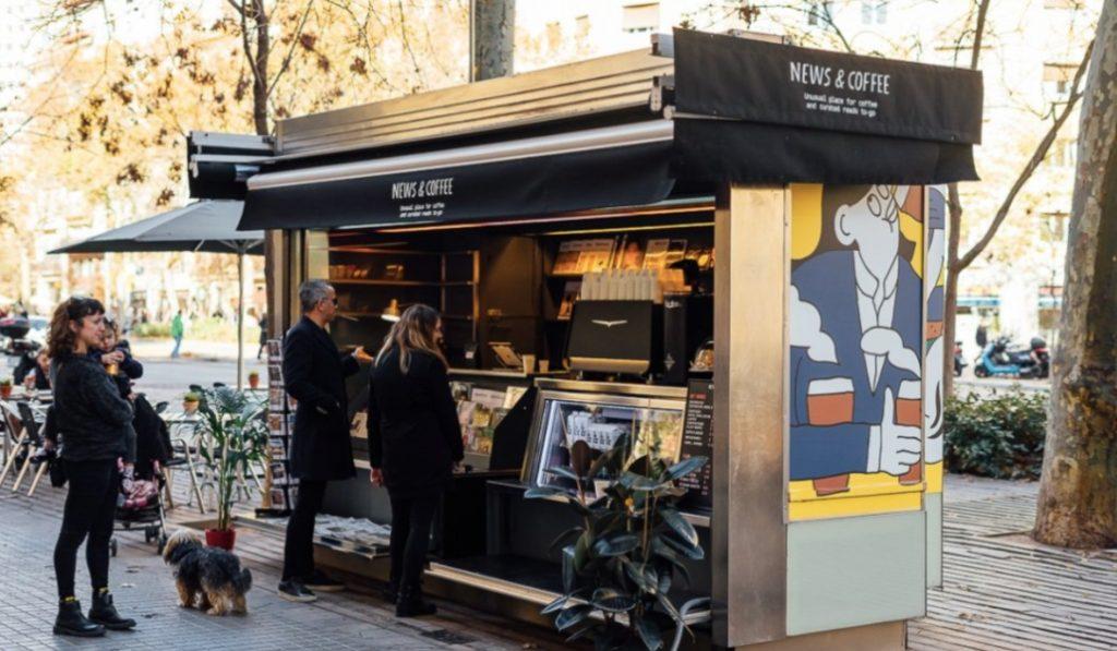 Nace News&Coffee: prensa de calidad y café de especialidad