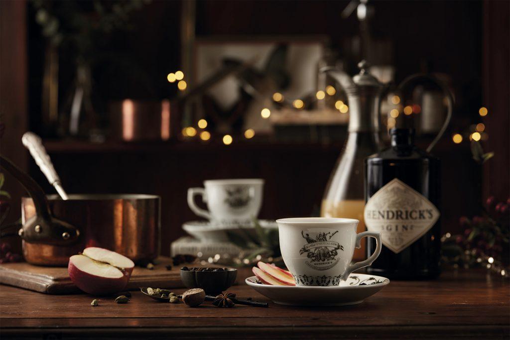 Descubre el inusual sabor de Hendrick's Gin en Mad Hatter Gin & Tea Party