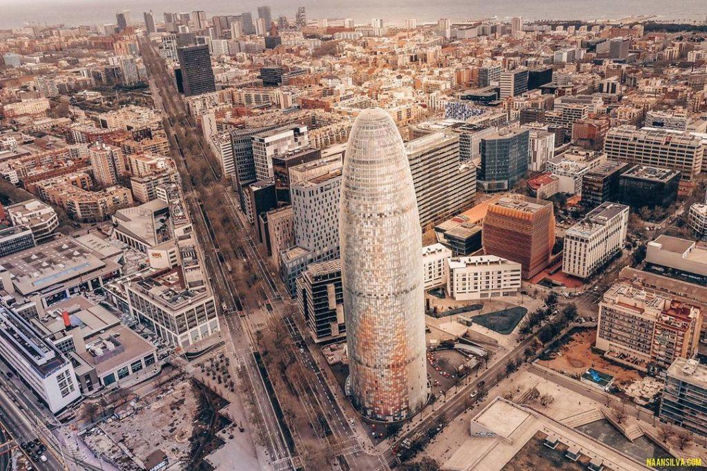 Barcelona desierta en imágenes: unas fotos que harán historia
