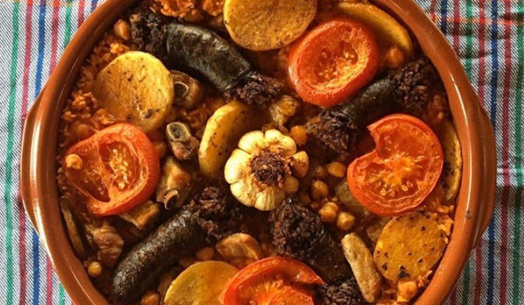 Arroz al horno: tan sagrado como la paella