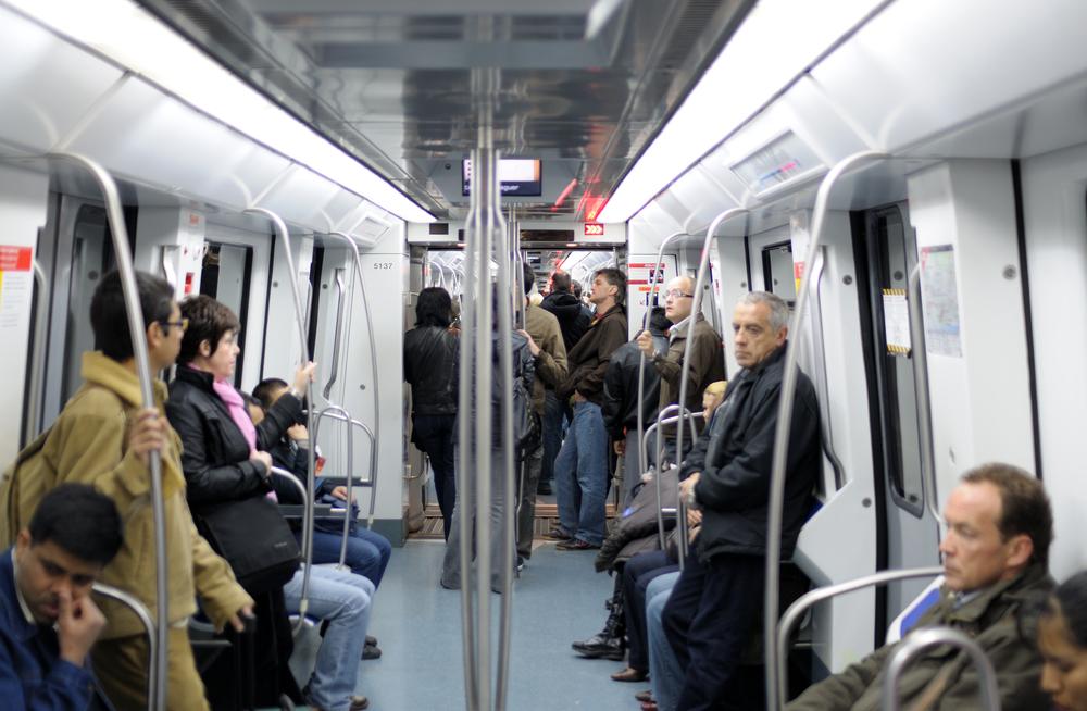 Barcelona es actualmente la segunda ciudad con menos movilidad del mundo