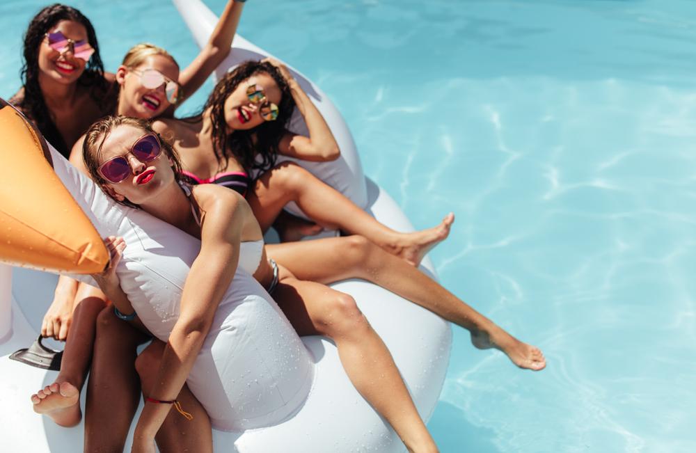 Brunch Pool Party: tu verano se merece una fiesta como esta