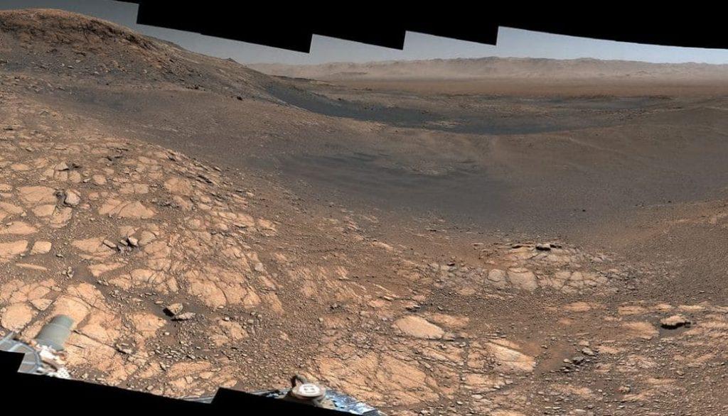 La NASA hace pública la foto de Marte con mayor resolución de la historia