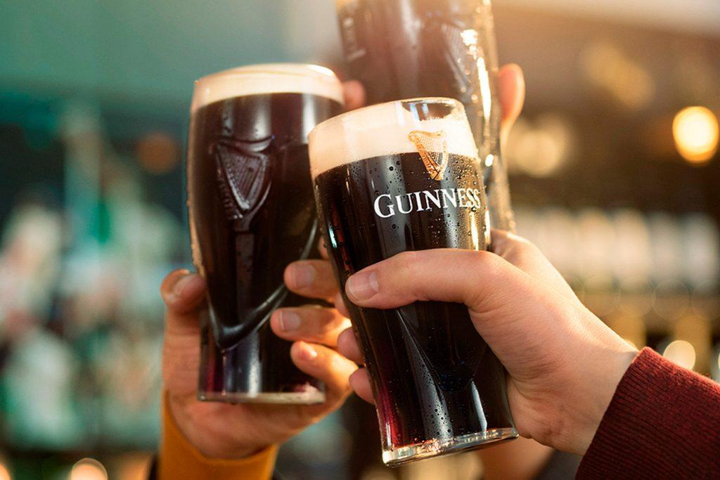 Cuatro razones por las que Guinness es la mejor opción para celebrar St Patrick's