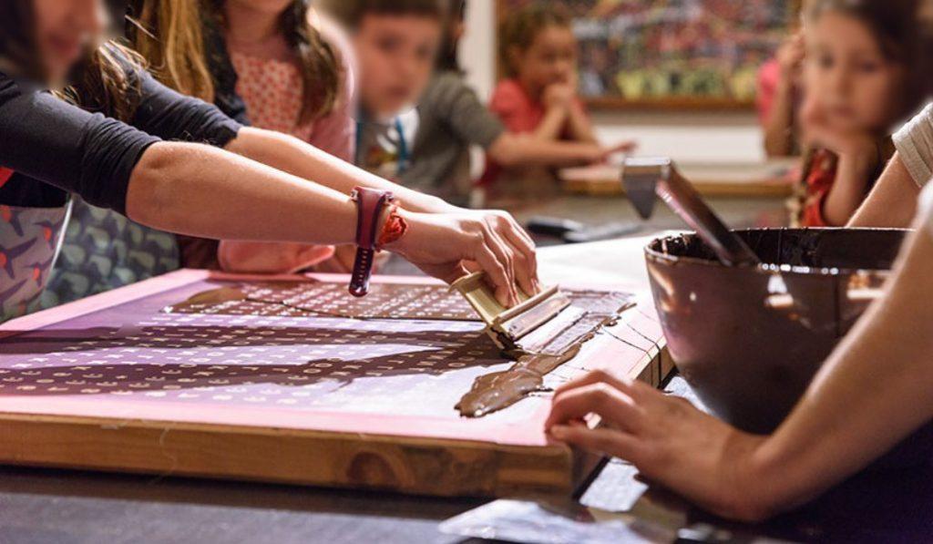 Çukor, el taller artesanal de chocolate que esconde el Barrio Gótico