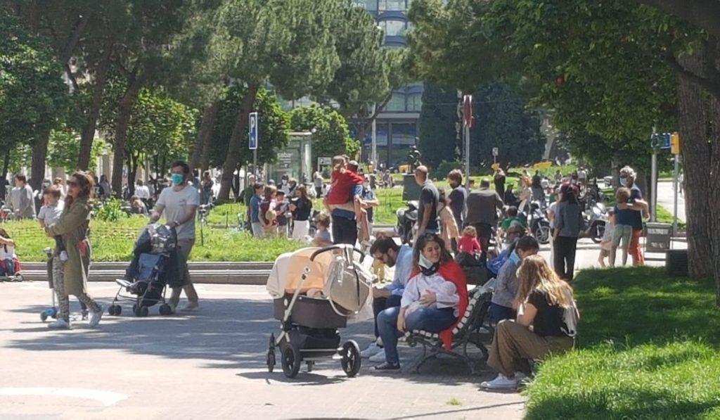 ¿Cuánto de verdad hay en estas fotos de las calles atestadas de gente?