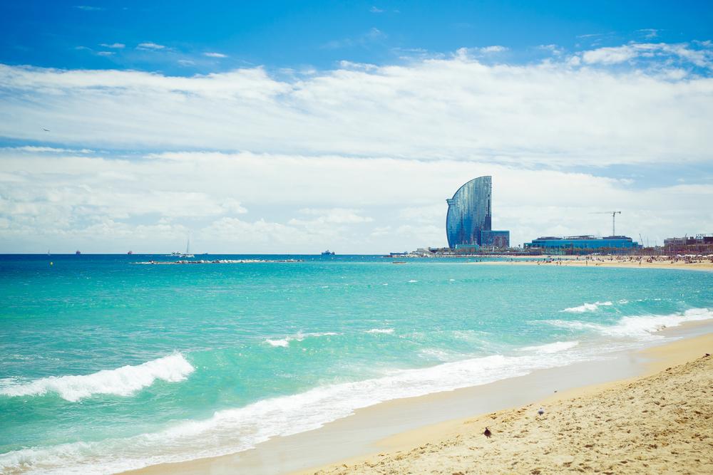 Todas las playas y parques de Barcelona abren este miércoles