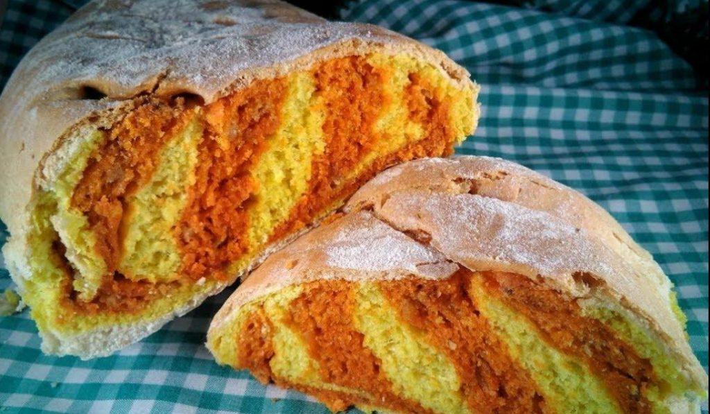 Así se hace este impresionante pan de Sant Jordi