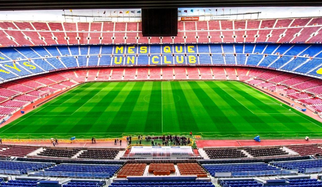 El Camp Nou cambiará de nombre y donará los fondos a la lucha contra el Covid-19