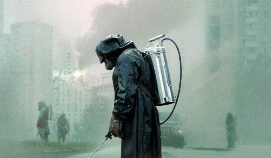 Los trajes de la serie 'Chernobyl' servirán para combatir el coronavirus