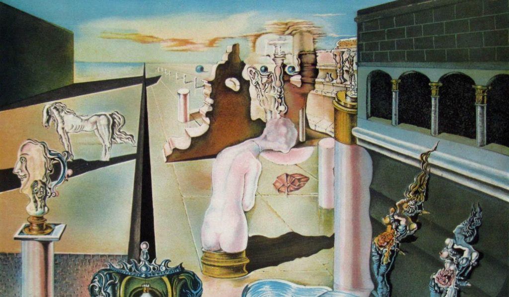 Las obras de Dalí expuestas en Moscú vuelven a casa