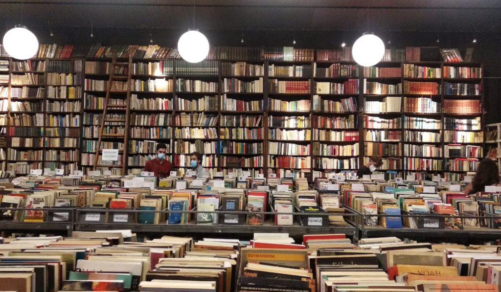 El Siglo, la librería de segunda mano más grande de España está en Barcelona