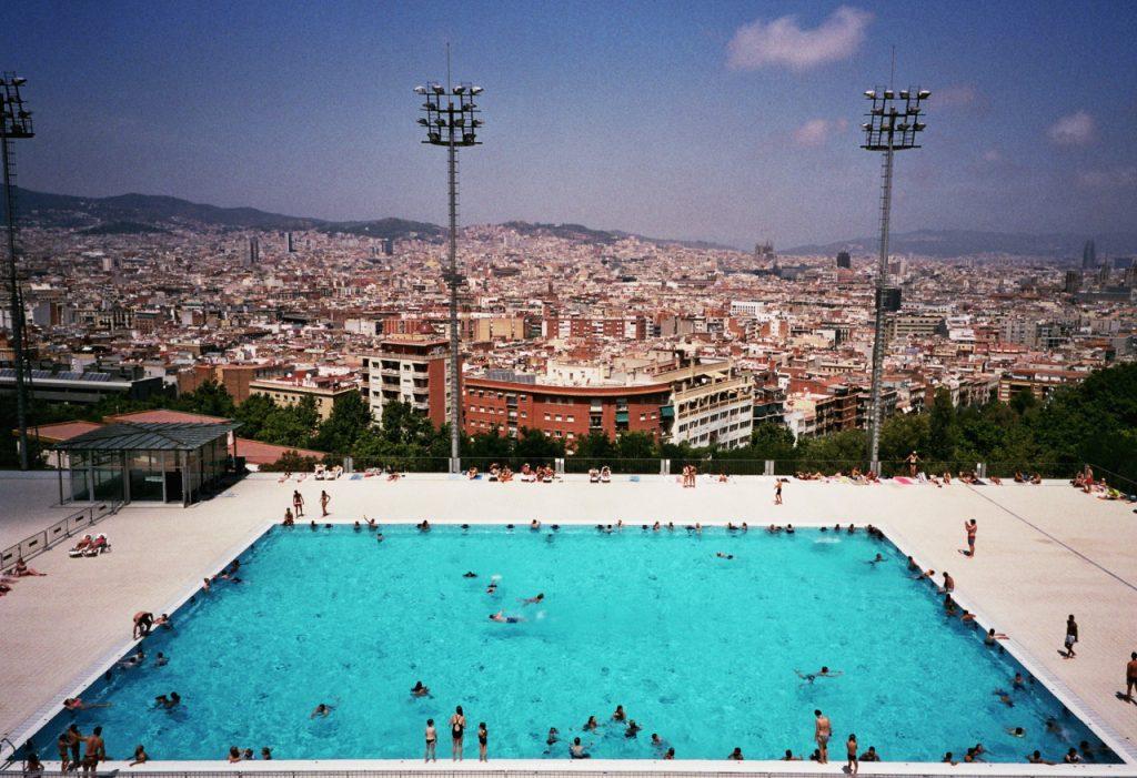 ¿Cuándo abren las piscinas de Barcelona?