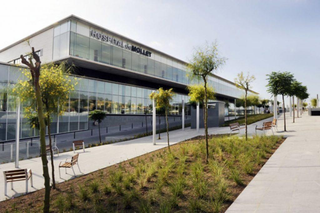 El Hospital de Mollet del Vallès está oficialmente libre de Covid-19