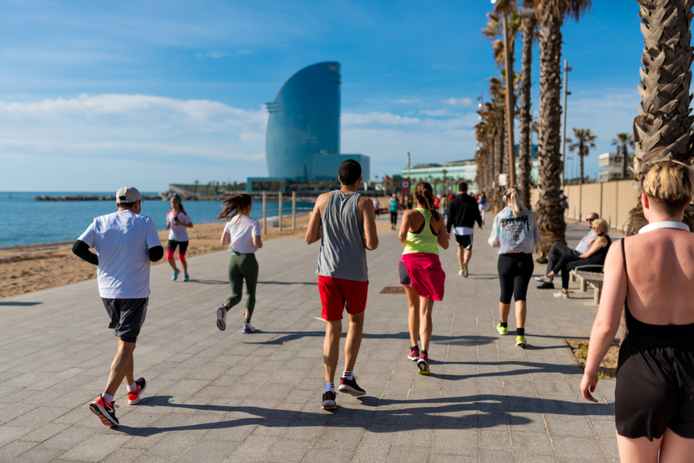 Barcelona pasa a la fase 1 de la desescalada