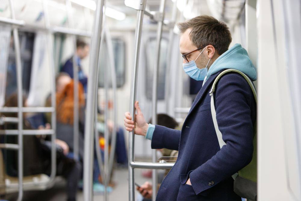 Multas para los pasajeros que no lleven mascarilla en el transporte público