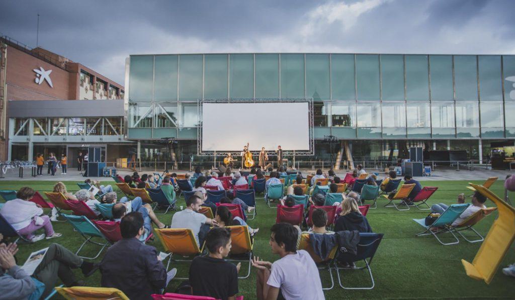 El cine al aire libre vuelve a CosmoCaixa con estos peliculones
