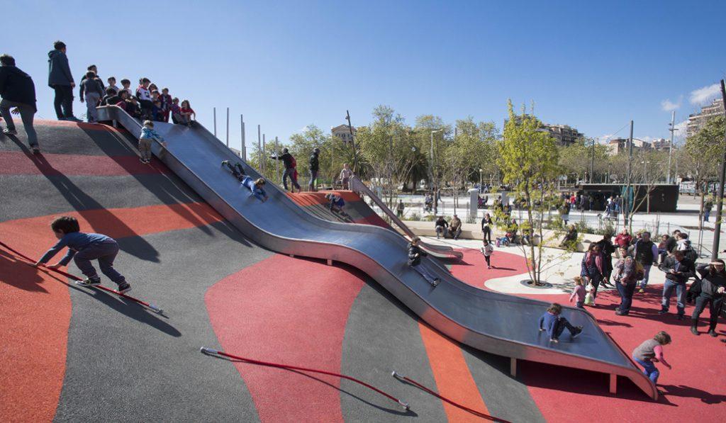 7 De Los Mejores Parques Infantiles De Barcelona Barcelona Secreta