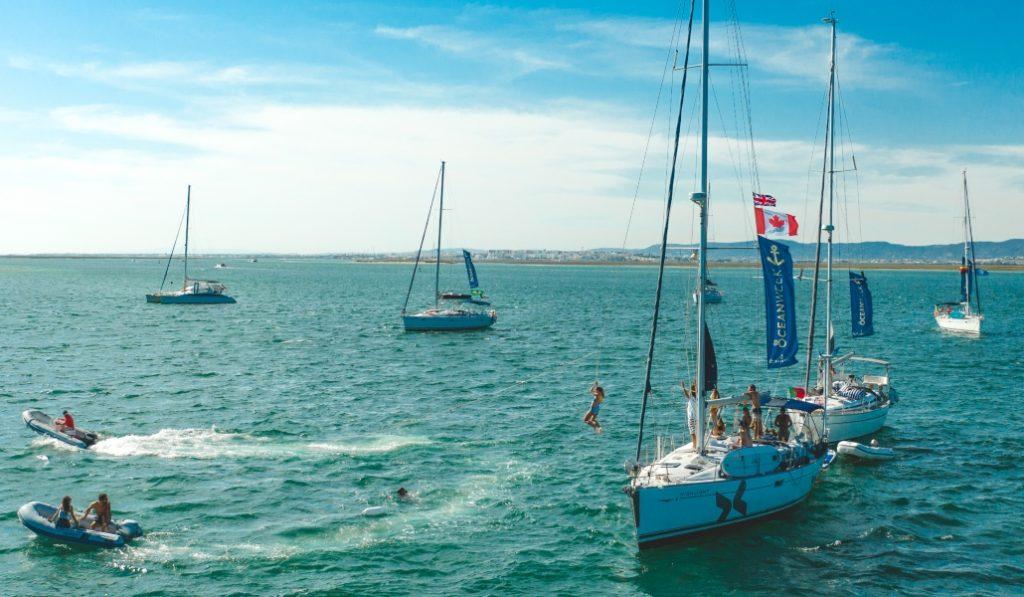 The Ocean Week: la mejor semana del año la pasarás a bordo de un yate