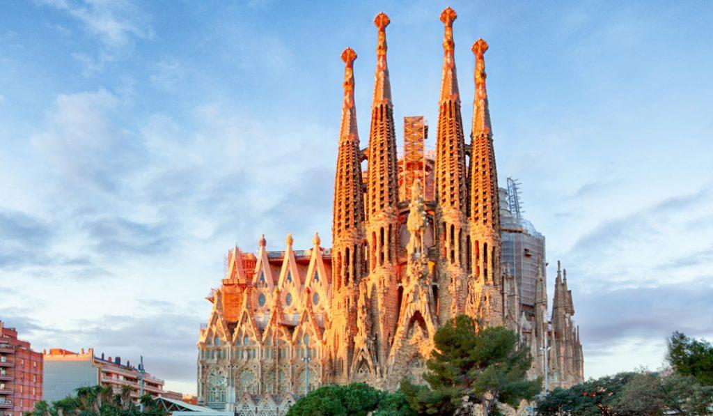 La Sagrada Familia no estará terminada para el 2026