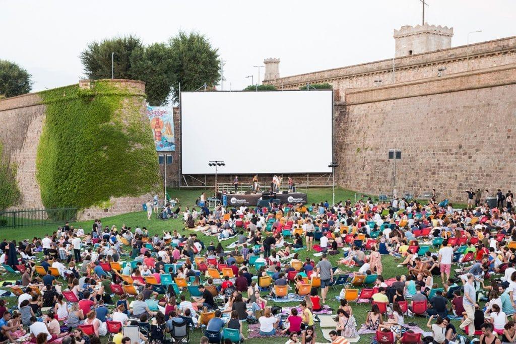 Este jueves arranca el cine de verano al Castell de Montjuïc