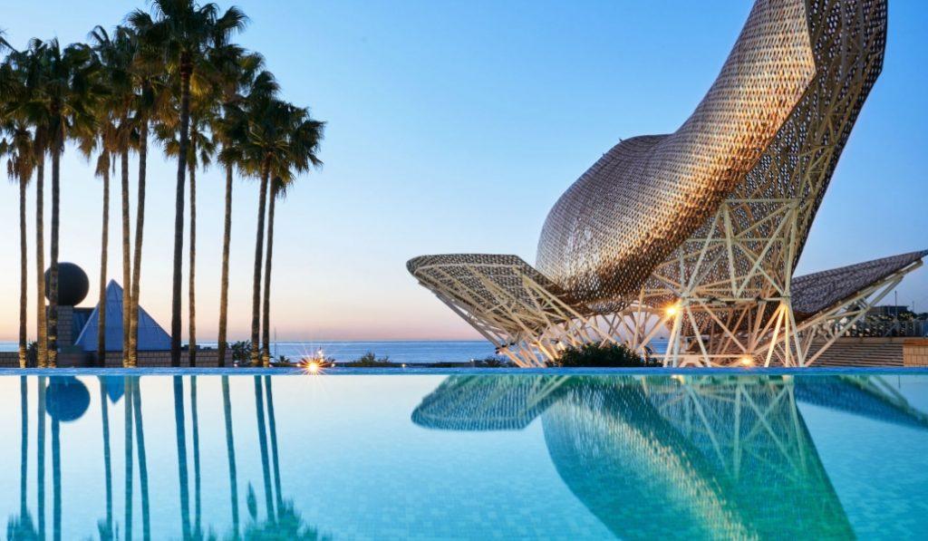 Las piscinas de estos hoteles estarán abiertas al público