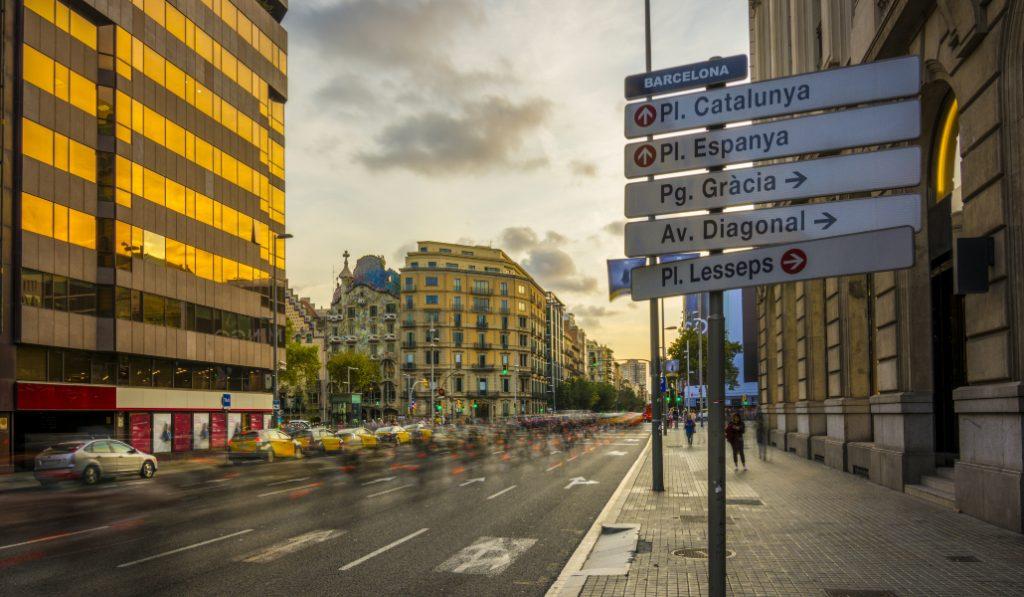 El carrer de Aragó tendrá carril bici